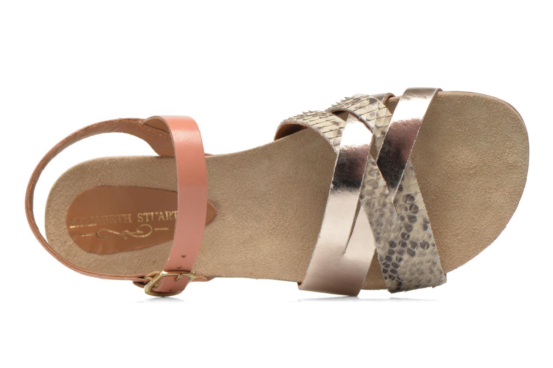 Sandales et nu-pieds Elizabeth Stuart Setif 882 Multicolore vue gauche