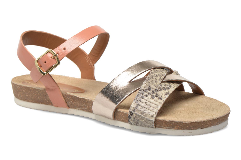 Sandales et nu-pieds Elizabeth Stuart Setif 882 Multicolore vue détail/paire
