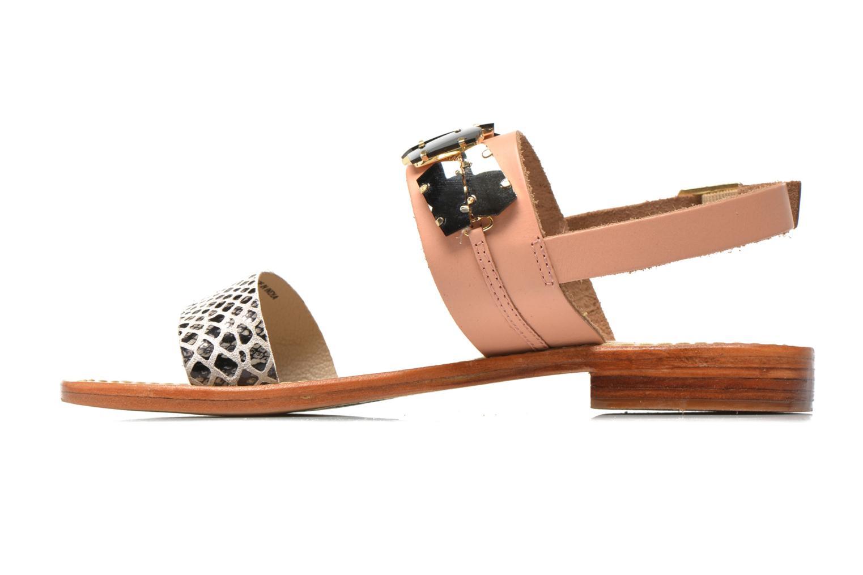 Sandales et nu-pieds Elizabeth Stuart Havanne 887 Rose vue face