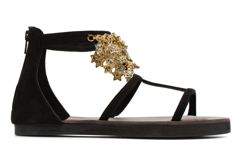 Sandales et nu-pieds Elizabeth Stuart Peps 606 Noir vue derrière