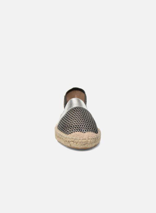 Espadrilles Elizabeth Stuart Noumea 864 Noir vue portées chaussures