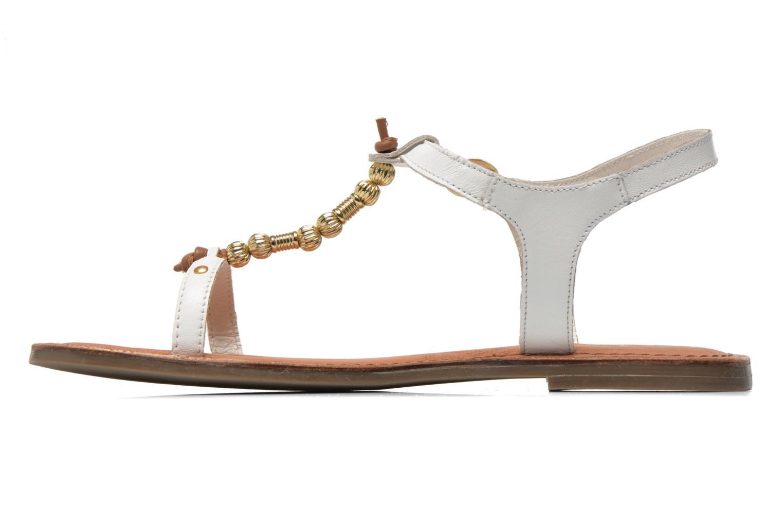 Sandales et nu-pieds Tamaris Famala Blanc vue face