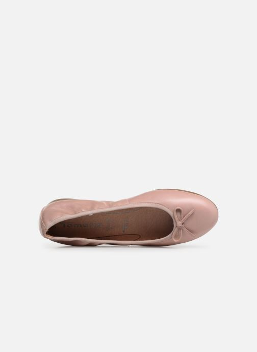 Tamaris Tamaris Tamaris Tolama (Rosa) - Ballerinas bei Más cómodo a62288