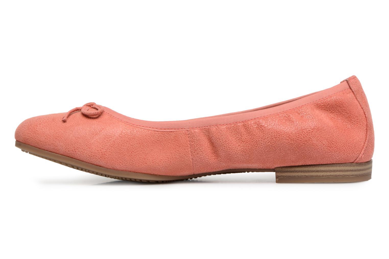 Ballerina's Tamaris Tolama Roze voorkant