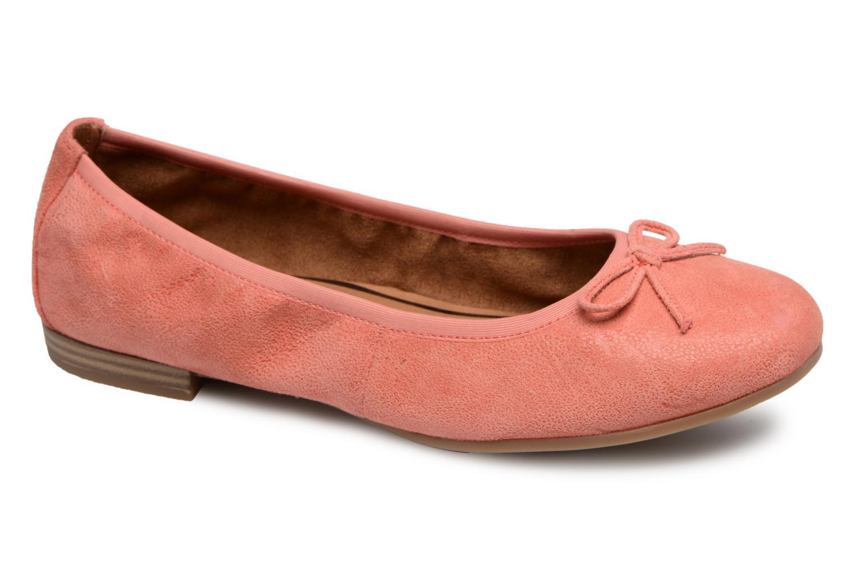 Ballerina's Tamaris Tolama Roze detail