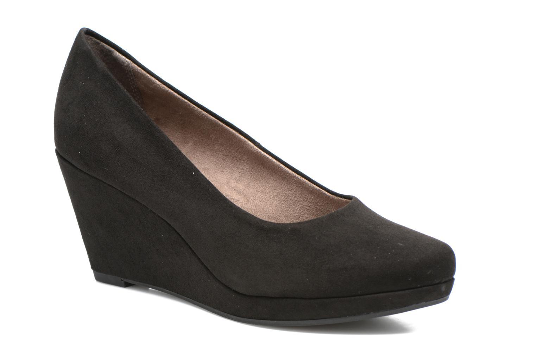 Høje hæle Tamaris Rucuhy 2 Sort detaljeret billede af skoene