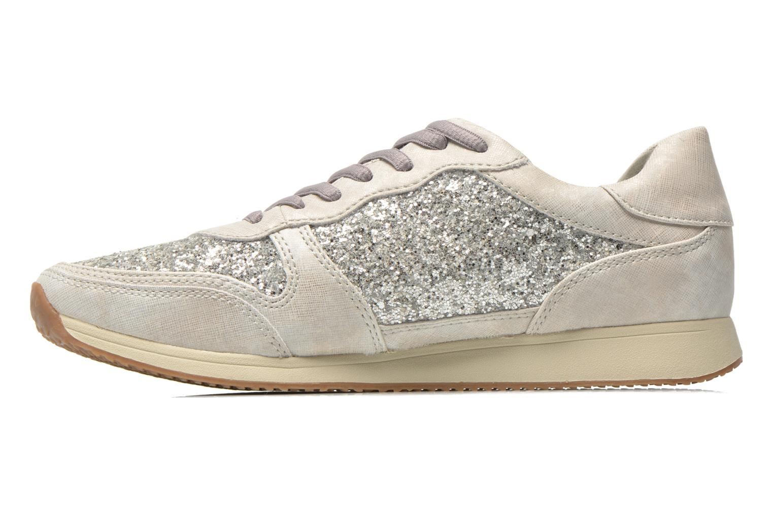 Trainers Tamaris Bifina Silver front view