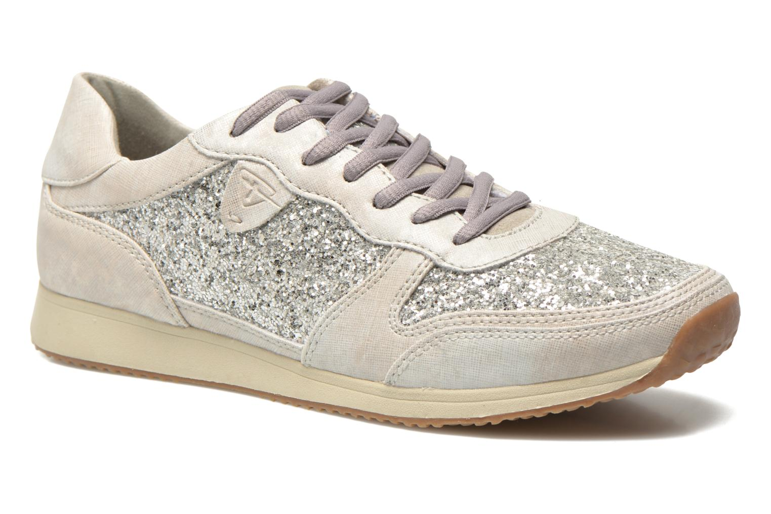 Trainers Tamaris Bifina Silver detailed view/ Pair view