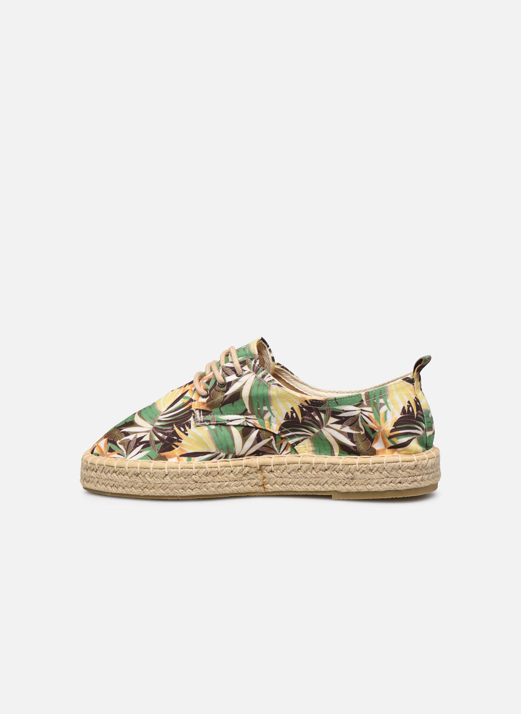 Chaussures à lacets Tamaris Glorira Vert vue face