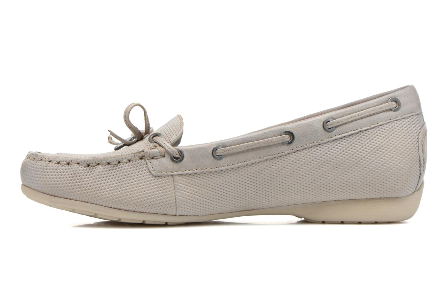 Loafers Tamaris Lipsy 2 Beige front view