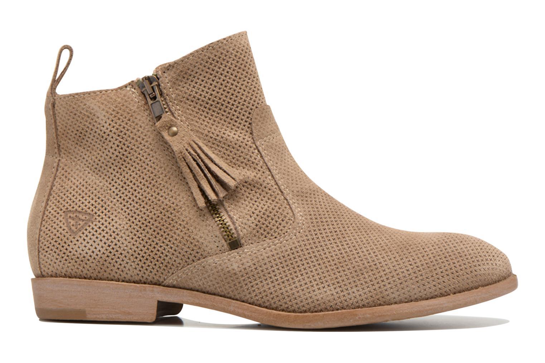 Bottines et boots Tamaris Bahova Beige vue derrière