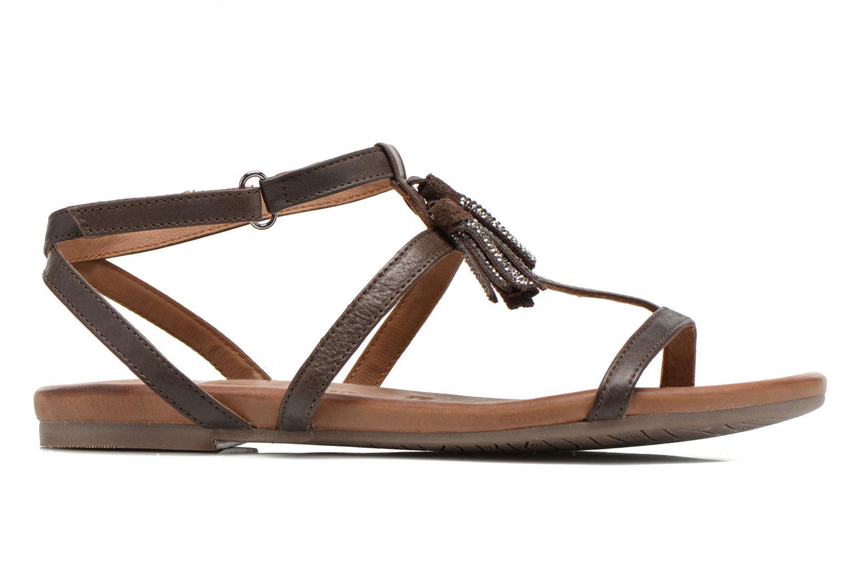 Sandales et nu-pieds Tamaris Arava Marron vue derrière
