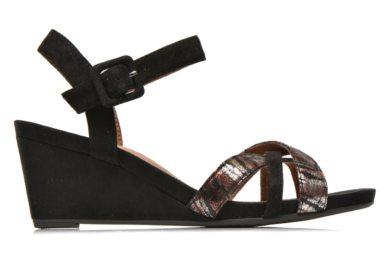 Sandales et nu-pieds Tamaris Covuja Noir vue derrière