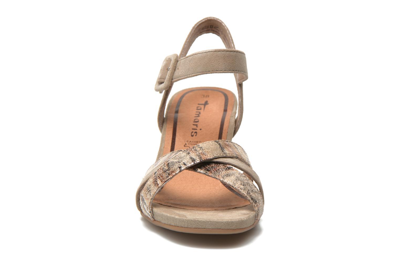 Sandaler Tamaris Covuja Beige bild av skorna på