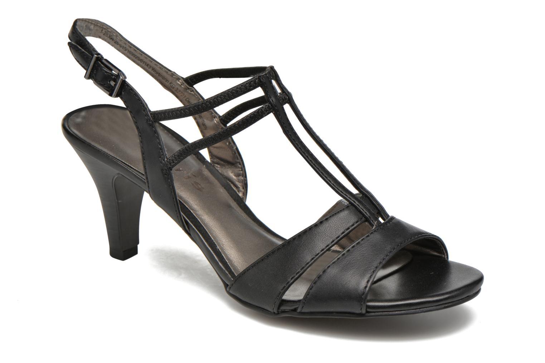 Nuevo zapatos Tamaris Lafubi (Negro) cómodo - Sandalias en Más cómodo (Negro) 64a07f