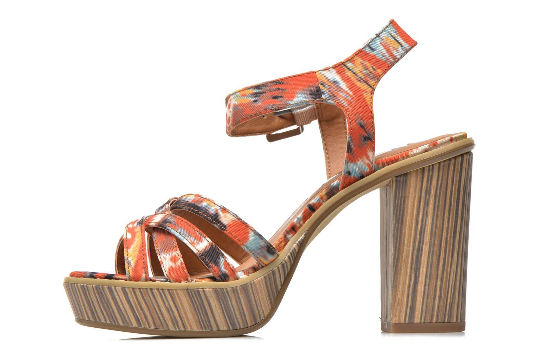 Sandales et nu-pieds Tamaris Atraba Multicolore vue face
