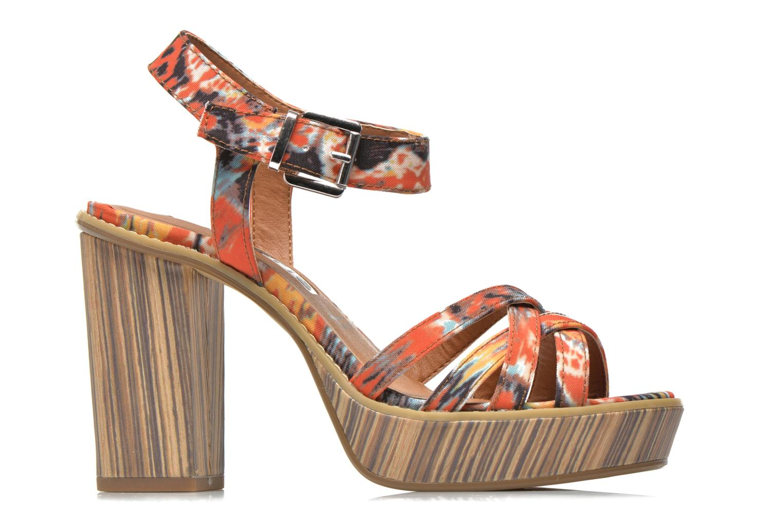 Sandales et nu-pieds Tamaris Atraba Multicolore vue derrière