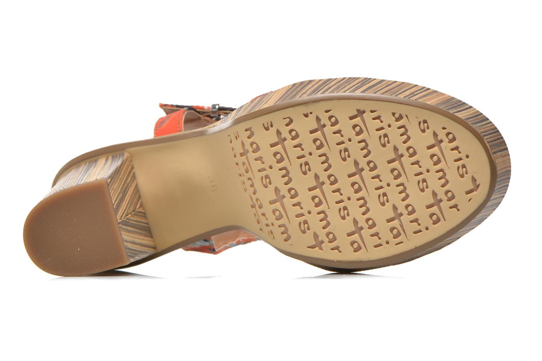 Sandales et nu-pieds Tamaris Atraba Multicolore vue haut