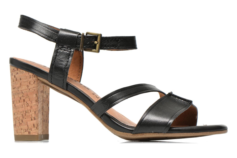 Sandales et nu-pieds Tamaris Mosuly Noir vue derrière