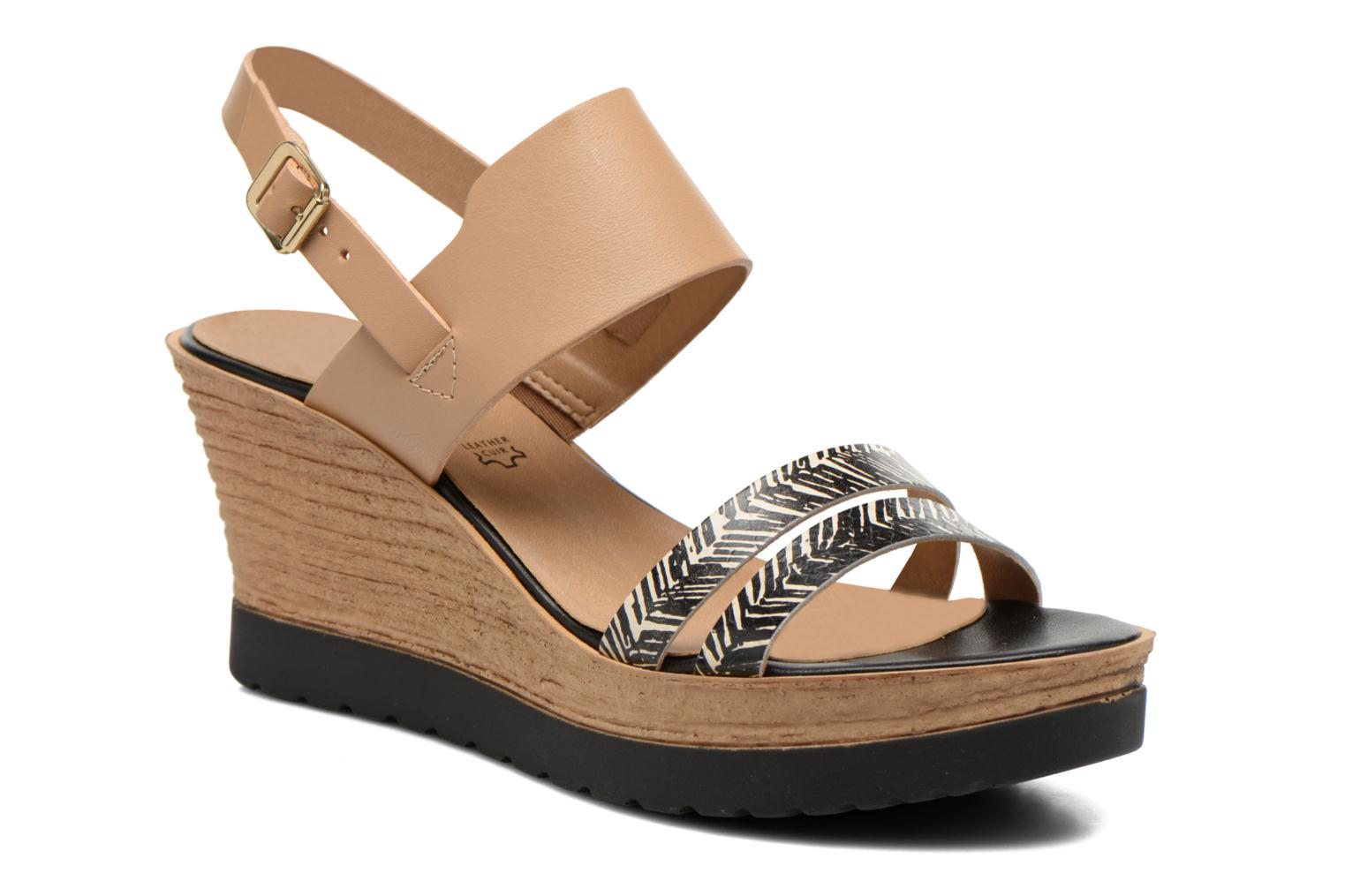 Sandals Tamaris Dukoka Multicolor detailed view/ Pair view