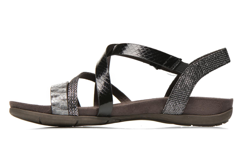 Sandals Tamaris Nurina Black front view