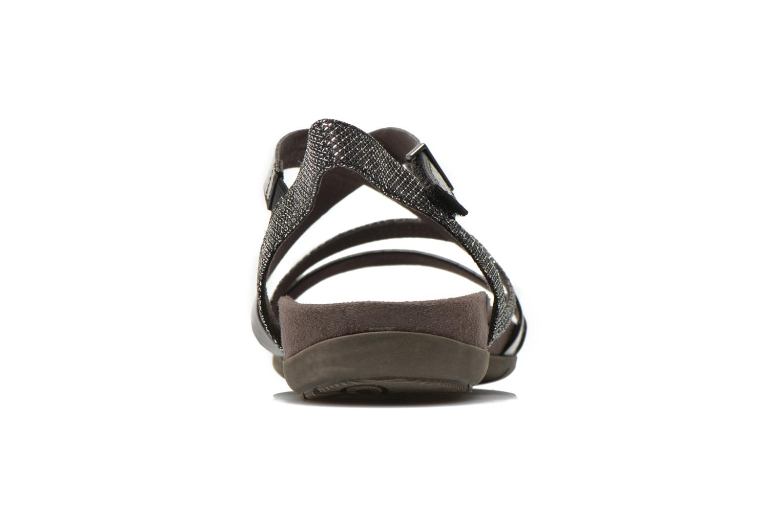Sandals Tamaris Nurina Black view from the right
