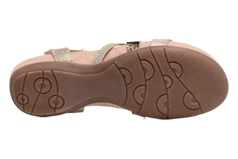Sandales et nu-pieds Tamaris Nurina Rose vue haut