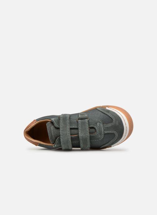 Sneaker Bisgaard Joes grau ansicht von links