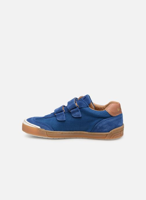 Trainers Bisgaard Joes Blue front view