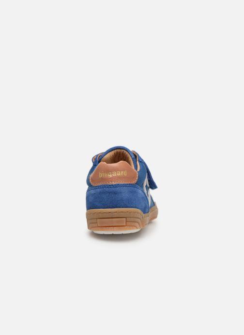 Baskets Bisgaard Joes Bleu vue droite
