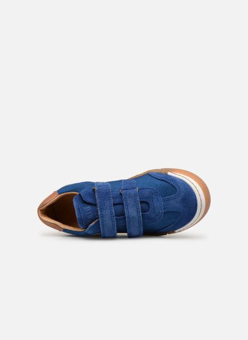 Sneaker Bisgaard Christiansen blau ansicht von links