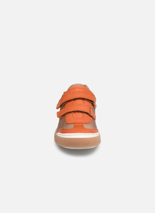 Sneakers Bisgaard Joes Arancione modello indossato
