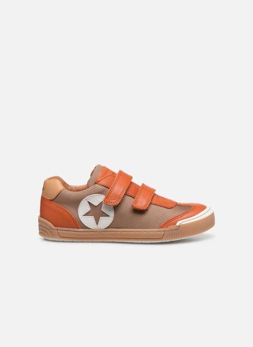 Sneakers Bisgaard Joes Arancione immagine posteriore
