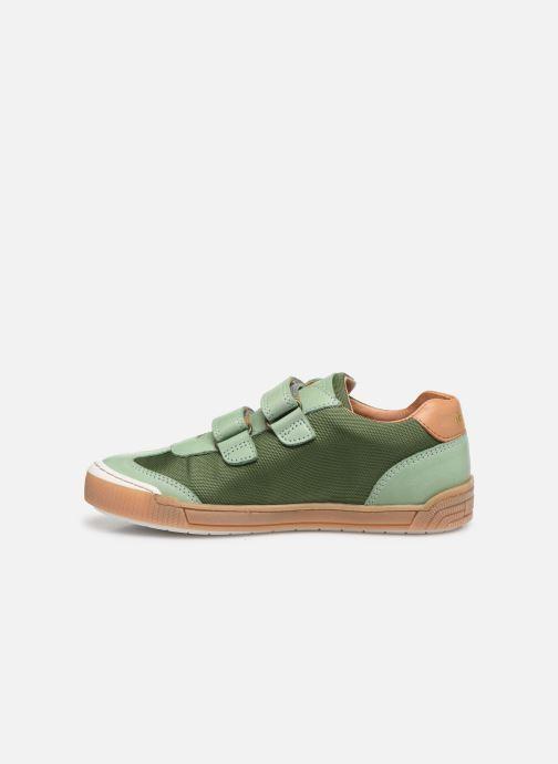 Sneakers Bisgaard Joes Verde immagine frontale