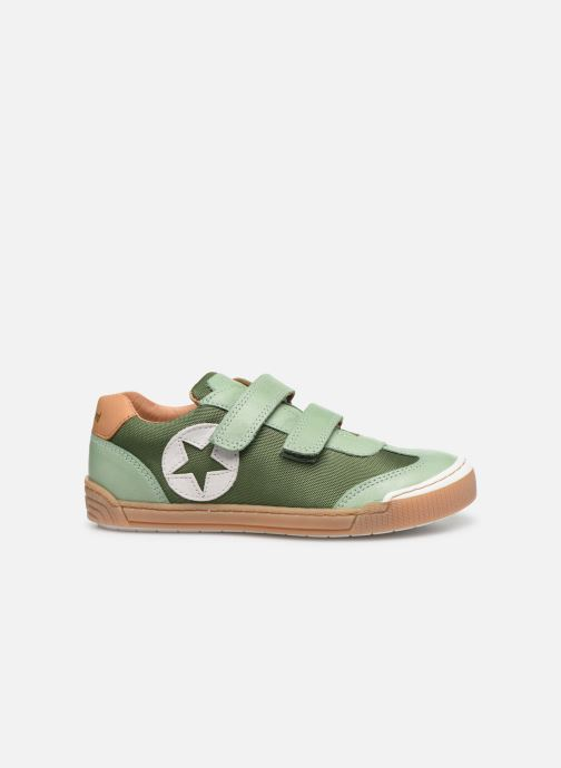 Sneakers Bisgaard Joes Verde immagine posteriore
