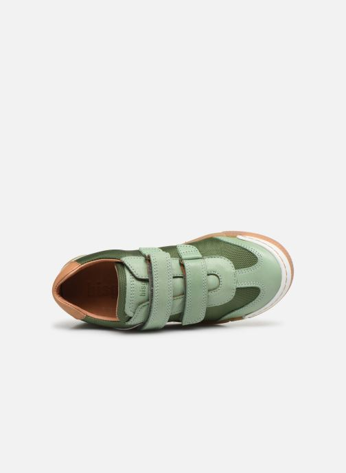 Sneakers Bisgaard Joes Verde immagine sinistra
