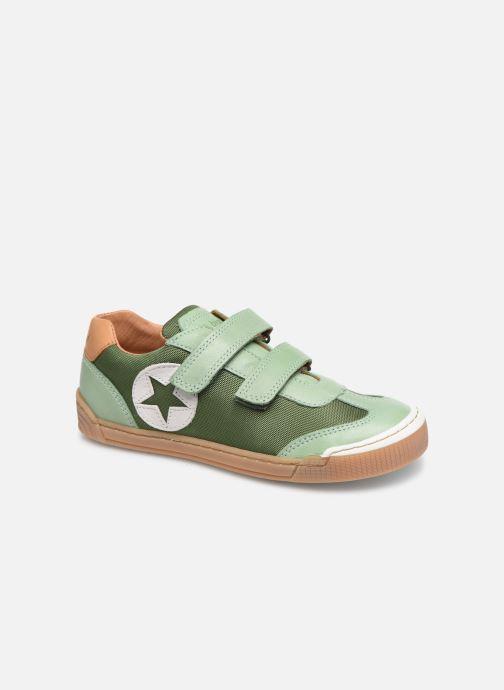 Sneakers Bisgaard Joes Verde vedi dettaglio/paio