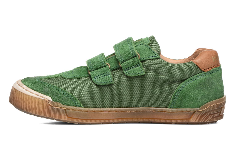 Sneaker Bisgaard Christiansen grün ansicht von vorne