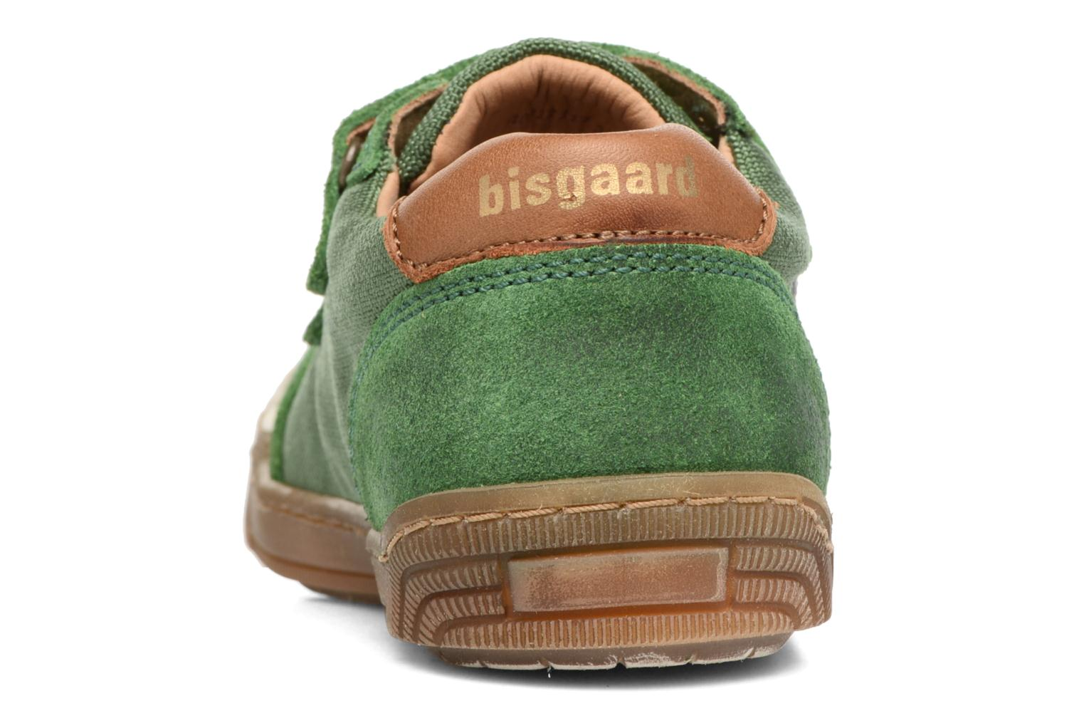 Trainers Bisgaard Christiansen Green view from the right