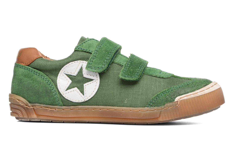 Sneaker Bisgaard Christiansen grün ansicht von hinten