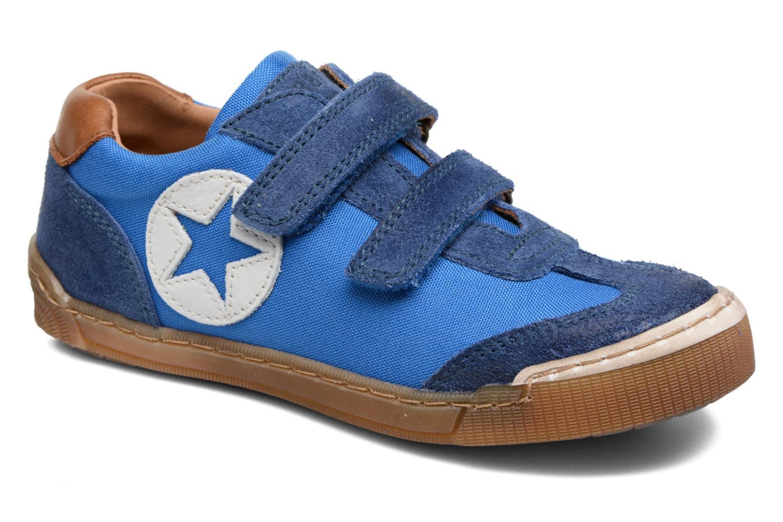 Baskets Bisgaard Christiansen Bleu vue détail/paire