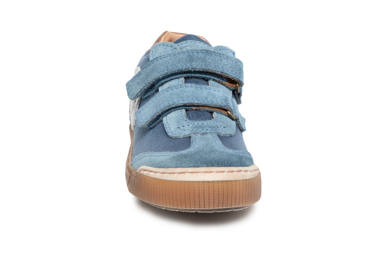 Sneaker Bisgaard Christiansen blau schuhe getragen