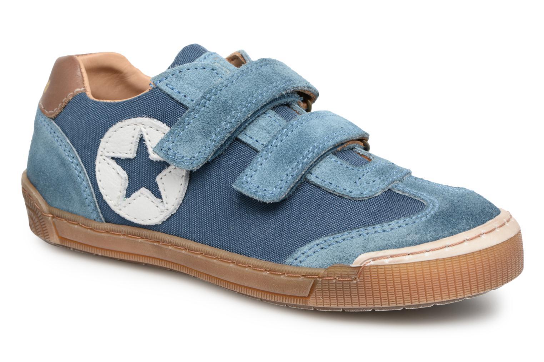 Sneaker Bisgaard Christiansen blau detaillierte ansicht/modell