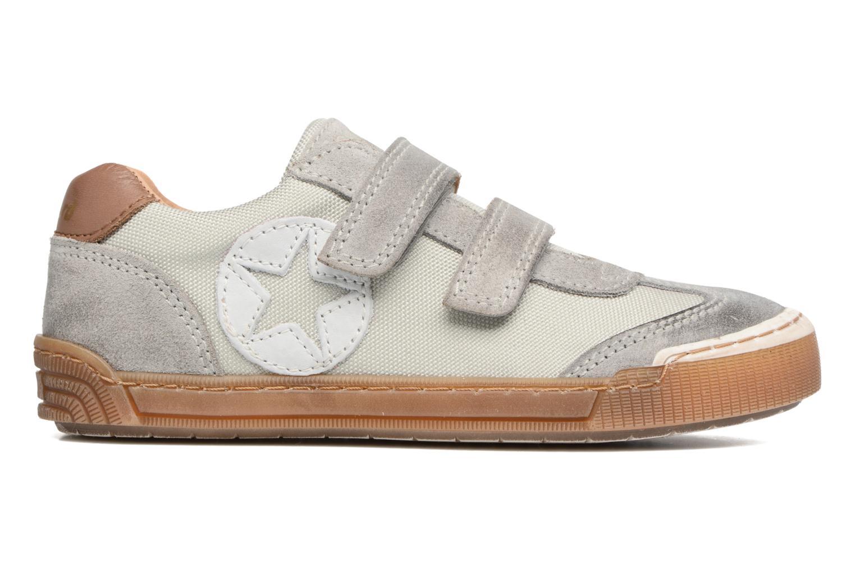 Sneakers Bisgaard Christiansen Grijs achterkant