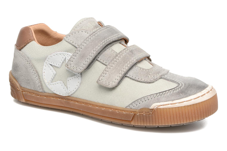 Sneakers Bisgaard Christiansen Grijs detail