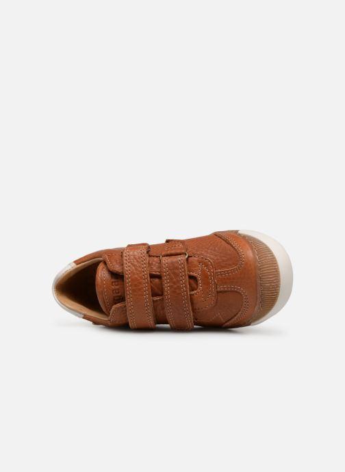 Sneaker Bisgaard Didrik braun ansicht von links