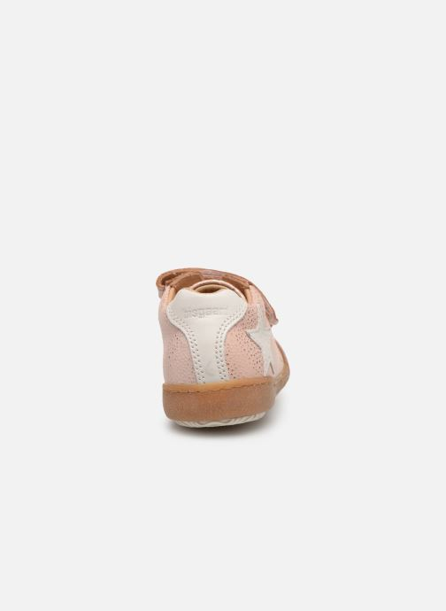 Sneakers Bisgaard Didrik Pink Se fra højre
