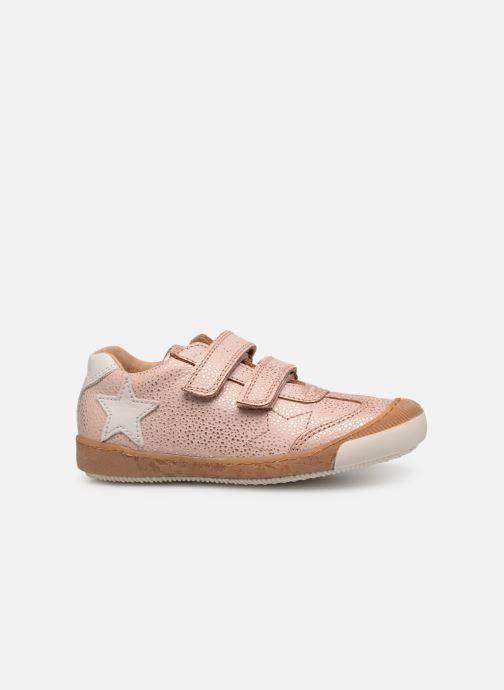 Sneaker Bisgaard Didrik rosa ansicht von hinten