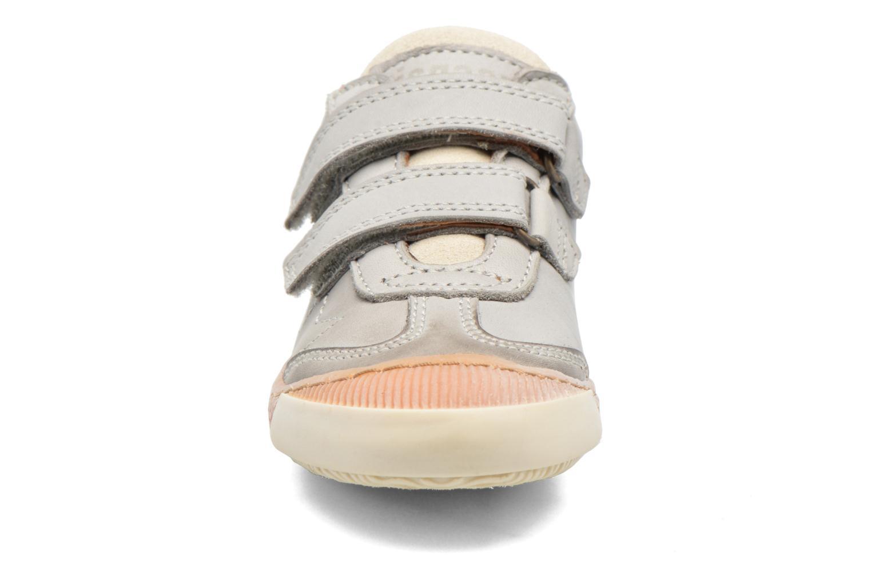 Baskets Bisgaard Didrik Gris vue portées chaussures