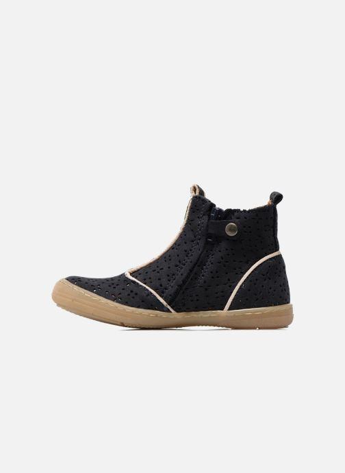 Bottines et boots Bisgaard Anndrea Bleu vue face
